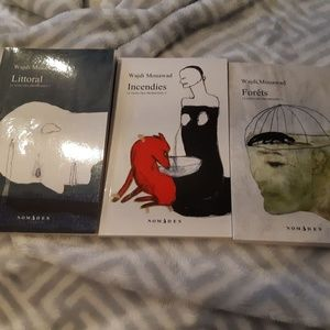 Other - Livres : Littoral, Incendies et Forêts (Théâtre)